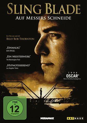 DVD »Sling Blade - Auf Messers Schneide«