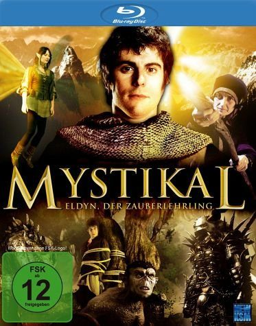 Blu-ray »Mystikal - Eldyn, der Zauberlehrling«