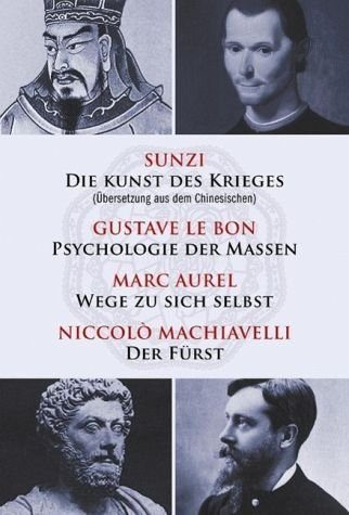 Gebundenes Buch »Die Kunst des Krieges - Psychologie der Massen...«
