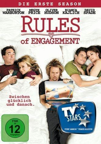 DVD »Rules of Engagement - Die erste Season«