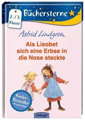 Gebundenes Buch »Als Lisabet sich eine Erbse in die Nase steckte«