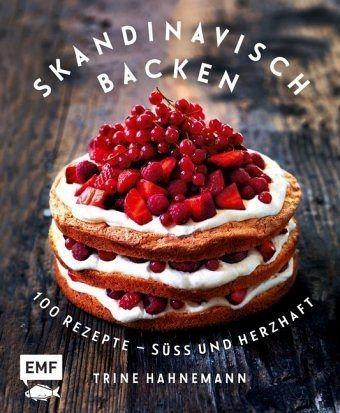 Gebundenes Buch »Skandinavisch backen«