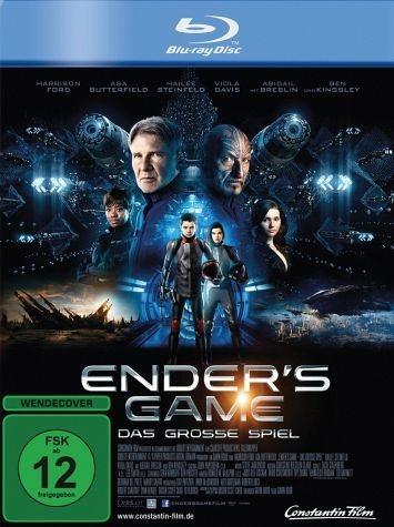 Blu-ray »Ender's Game - Das große Spiel«