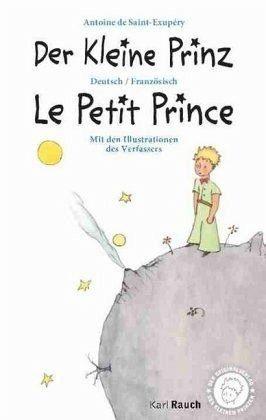 Broschiertes Buch »Der Kleine Prinz · Le Petit Prince«