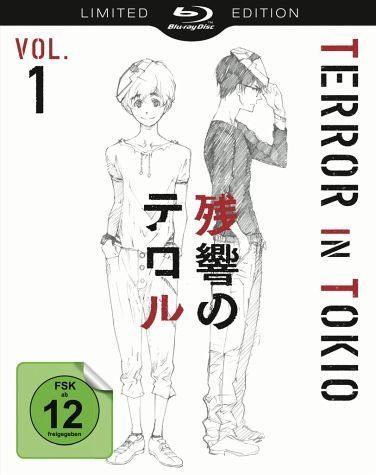 Blu-ray »Terror in Tokio - Vol. 1 (Limited Special...«