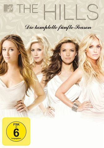 DVD »The Hills - Die komplette fünfte Season (4 Discs)«