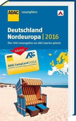 Gebundenes Buch »ADAC Campingführer Deutschland und Nordeuropa...«