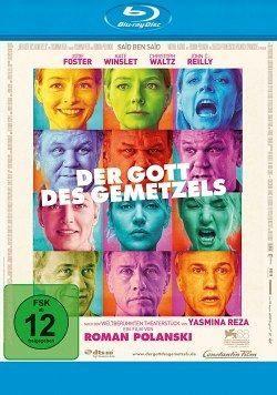 Blu-ray »Der Gott des Gemetzels«