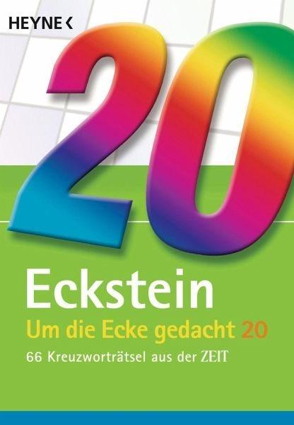 Broschiertes Buch »Um die Ecke gedacht 20«