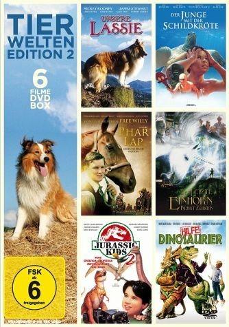 DVD »Tierwelten Edition 2 (2 Discs)«