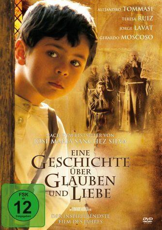 DVD »Eine Geschichte über Glauben und Liebe«