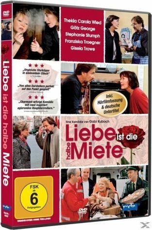 DVD »Liebe ist die halbe Miete«