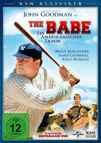 DVD »The Babe - Ein amerikanischer Traum«