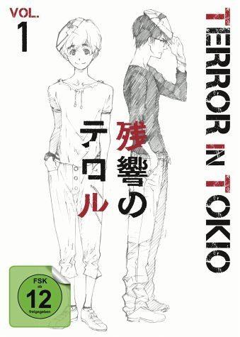 DVD »Terror in Tokio - Vol. 1 (Limited Special...«