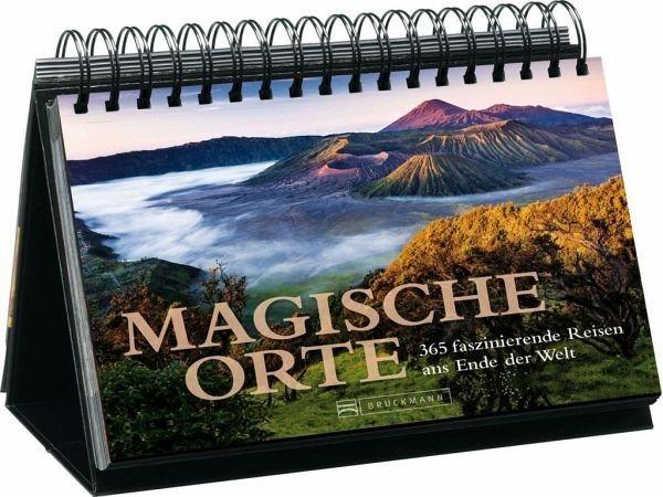 Kalender »Magische Orte Tischaufsteller«