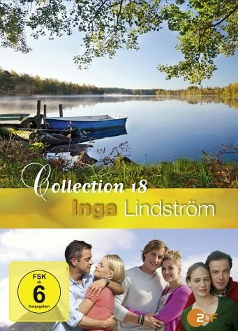 DVD »Inga Lindström Collection 18 (3 Discs)«