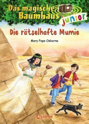 Gebundenes Buch »Die rätselhafte Mumie / Das magische Baumhaus...«