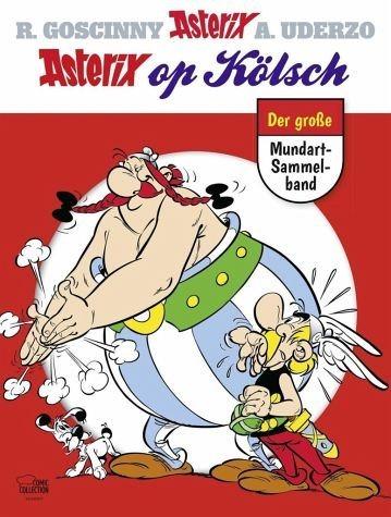 Gebundenes Buch »Asterix op Kölsch«