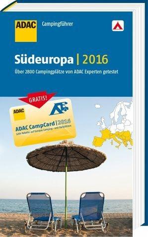 Gebundenes Buch »ADAC Campingführer Südeuropa 2016«