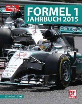 Gebundenes Buch »Formel 1 Jahrbuch 2015«