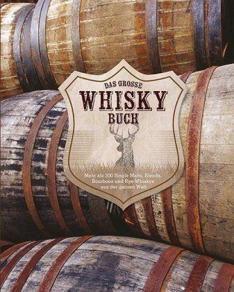 Gebundenes Buch »Das große Whiskybuch«