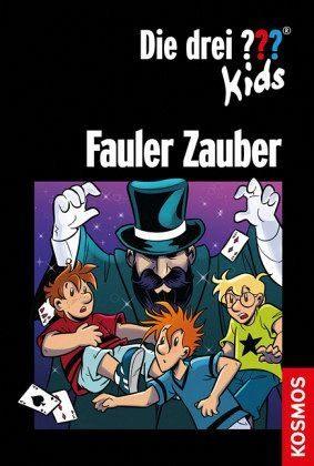 Gebundenes Buch »Die drei ??? Kids - Fauler Zauber«