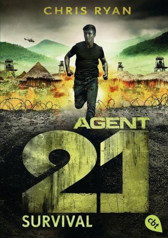 Broschiertes Buch »Survival / Agent 21 Bd.4«