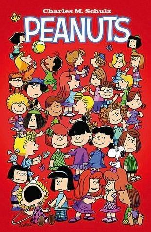 Broschiertes Buch »Peanuts 05: Mädchen, Mädchen«