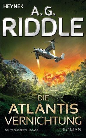 Broschiertes Buch »Die Atlantis-Vernichtung / Atlantis Bd.3«