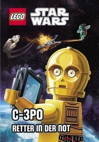 Gebundenes Buch »C3PO, Retter der Jedi / LEGO Star Wars Bd.7«