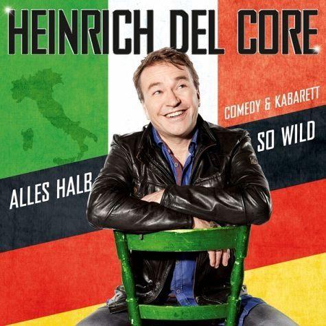 Blu-ray »Heinrich Del Core - Alles halb so wild (+...«