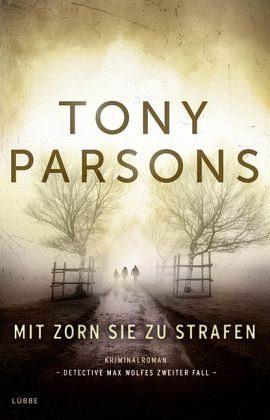 Broschiertes Buch »Mit Zorn sie zu strafen / Detective Max Wolfe...«