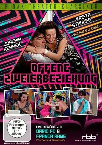 DVD »Offene Zweierbeziehung«