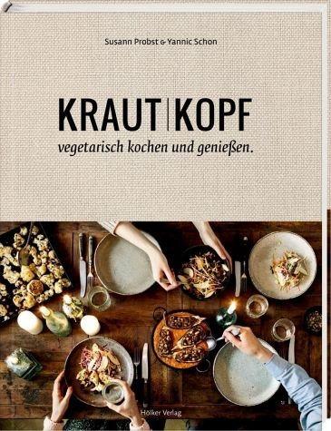 Gebundenes Buch »Krautkopf«