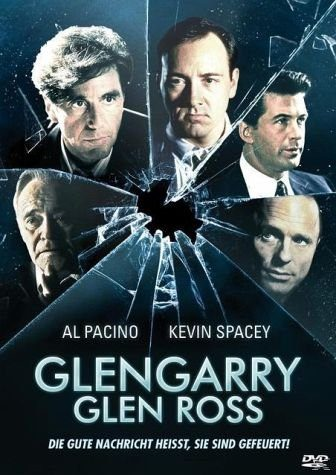 DVD »Glengarry Glen Ross«
