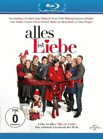 Blu-ray »Alles ist Liebe«