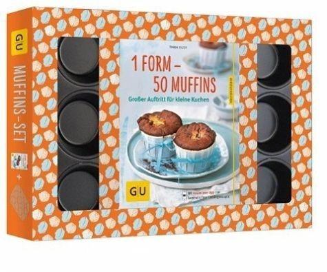 Broschiertes Buch »Muffin-Set«