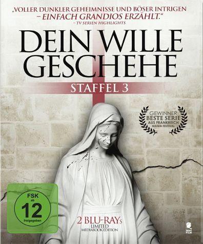 Blu-ray »Dein Wille geschehe - Staffel 3 (2 Discs)«