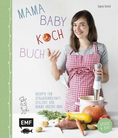 Gebundenes Buch »Mama-Baby-Kochbuch«