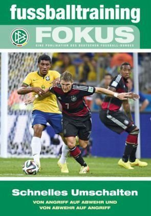 Broschiertes Buch »fussballtraining Fokus 03«