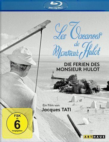 Blu-ray »Les vacances de Monsieur Hulot - Die Ferien...«