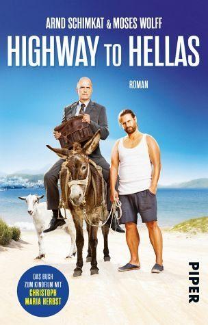 Broschiertes Buch »Highway to Hellas«