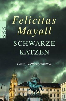 Broschiertes Buch »Schwarze Katzen / Laura Gottberg Bd.9«