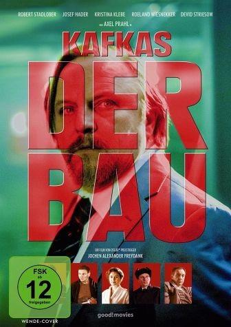 DVD »Kafkas Der Bau«