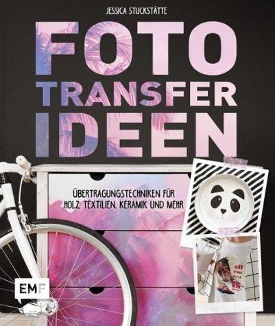 Gebundenes Buch »Fototransfer-Ideen«