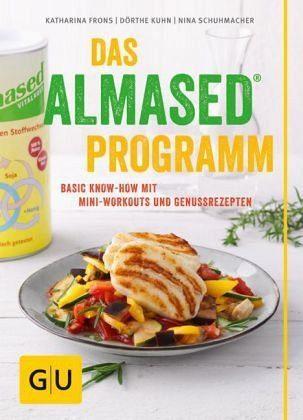 Broschiertes Buch »Das Almased-Programm«