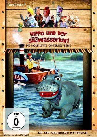 DVD »Augsburger Puppenkiste - Hippo und der...«