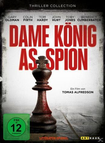 DVD »Dame König As Spion (Thriller Collection)«