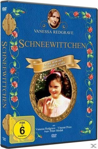 DVD »Große Märchen mit großen Stars - Schneewittchen«
