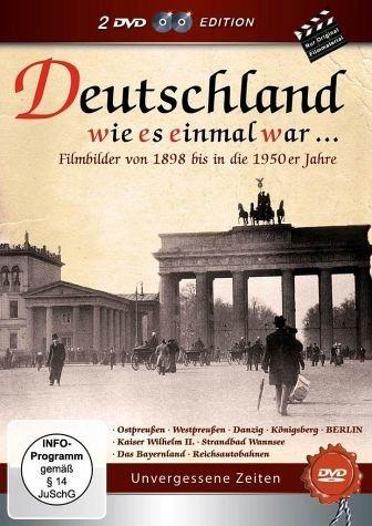 DVD »Deutschland wie es einmal war«